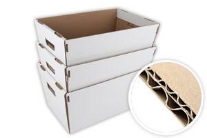 Odnosné krabice z 5-vrstvového kartónu