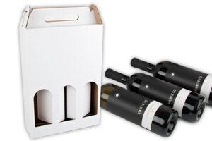 3 pack na víno